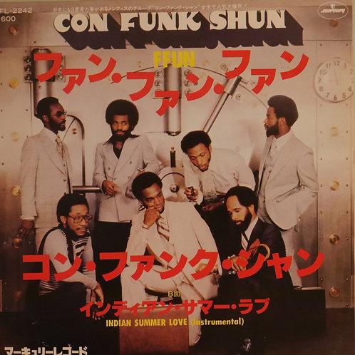 Con Funk Shun  / FFUN ファン・ファン・ファン