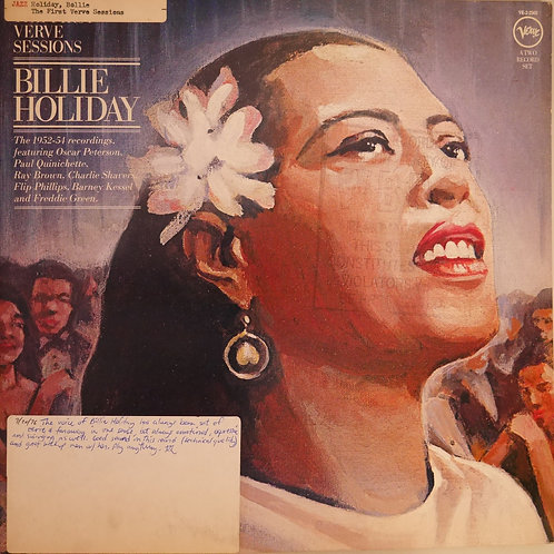 BILLIE HOLIDAY / THE FIRST VERVE SESSIONS
