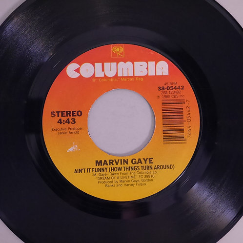 MARVIN GAYE /  7' IT'S MADNESS / AINT' IT FUNNY