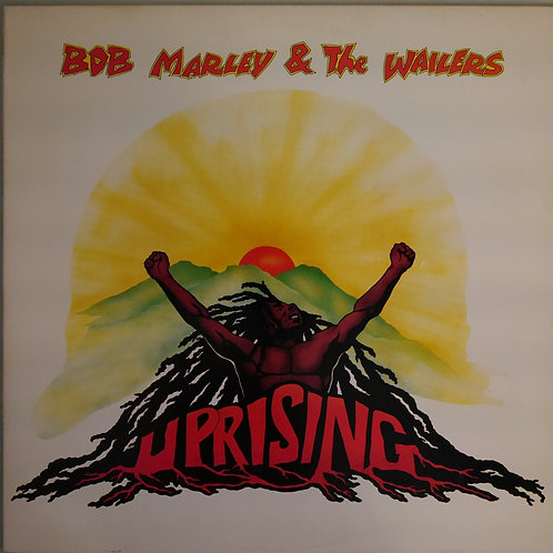 BOB MARLEY & THE WAILERS / Uprising (STERLING刻印)