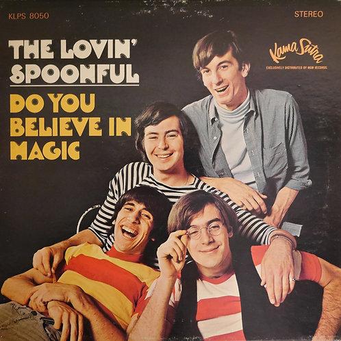 LOVIN' SPOONFUL / DO YOU BELIEVE IN MAGIC