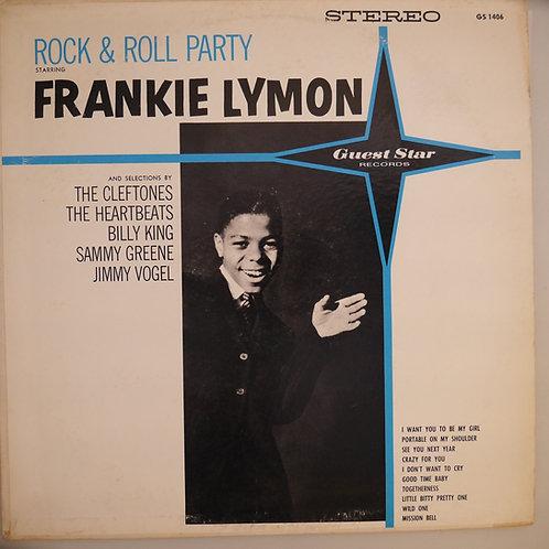 FRANKIE LYMON /ROCK & ROLL PARTY