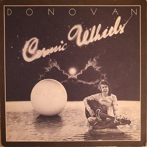 Donovan / Cosmic Wheels (STERLING刻印)