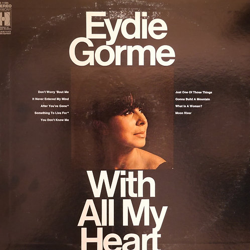EYDIE GORME / With All My Heart(USオリジナル)