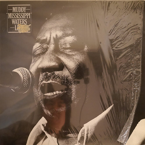 "MUDDY WATERS / MUDDY ""MISSISSIPPI"" WATERS LIVE"