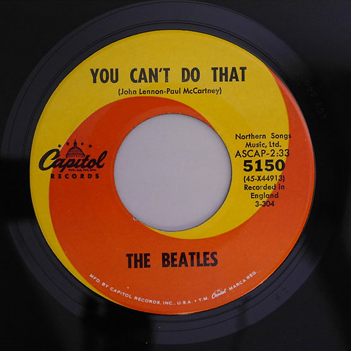THE BEATLES / CAN'T BUY ME LOVE  64CAPITOL USオリジナル N/MINT