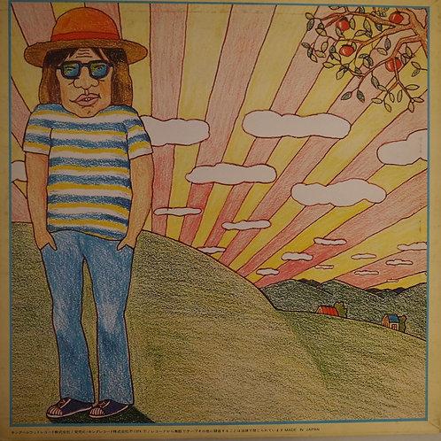 街行き村行き /西岡恭蔵 (細野晴臣)  1974年プレス盤