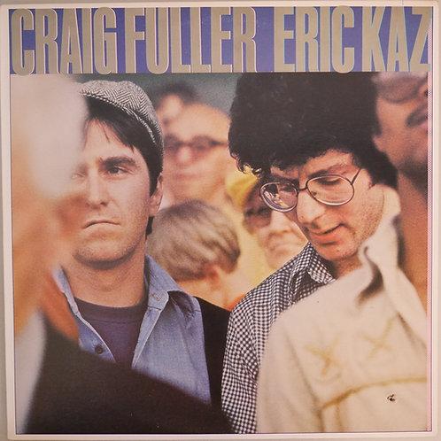 Craig Fuller Eric Kaz /クレイグ フューラー / エリック カズ
