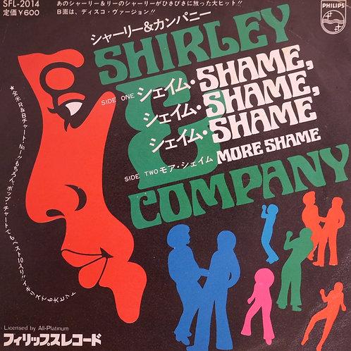 シャーリー&カンパニー / SHAME SHAME SHAME