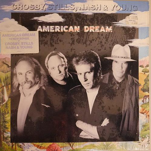 CROSBY, STILLS, NASH & YOUNG / AMERICAN DREAM (ARCプレス)