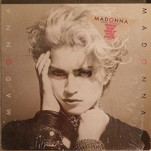 MADONNA / Madonna(STERLING刻印)