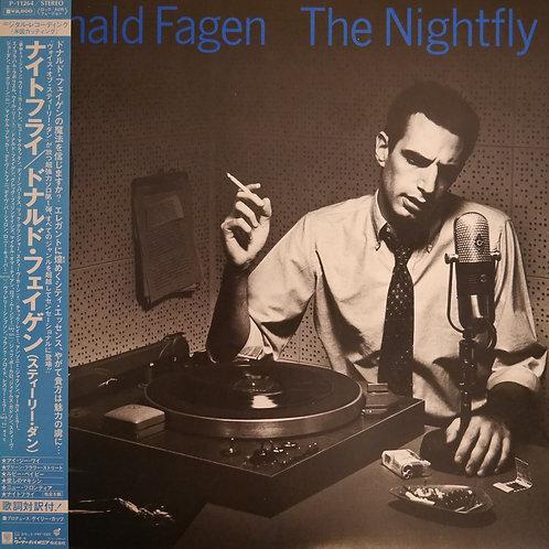 DONALD FAGEN / THE NIGHTFLY  (日本盤・両面RL)