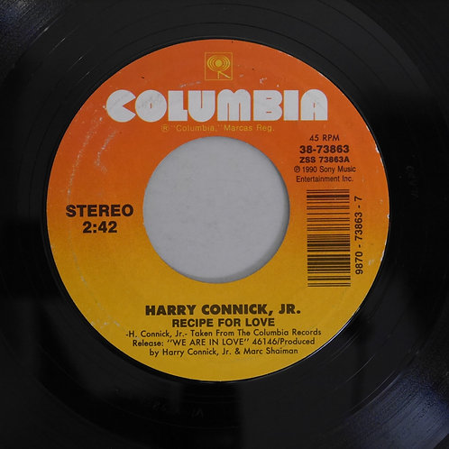 Harry Connick, Jr. / Recipe For Love
