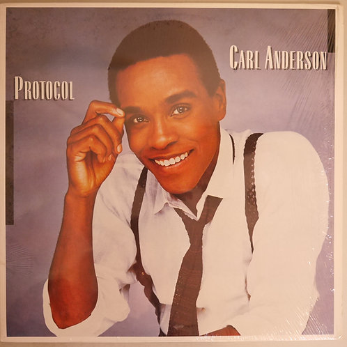 CARL ANDERSON / PROTOCOL