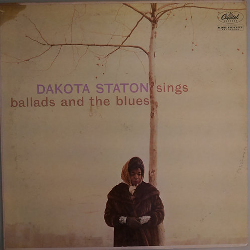Dakota Staton / Sings Ballads And The Blues