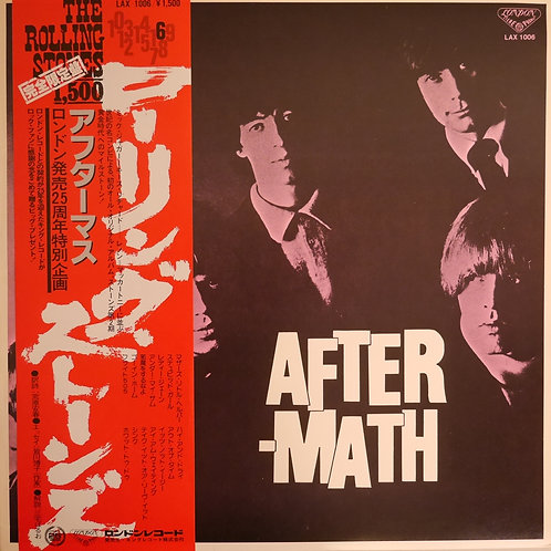 THE ROLLING STONES / Aftermath (シール付き)