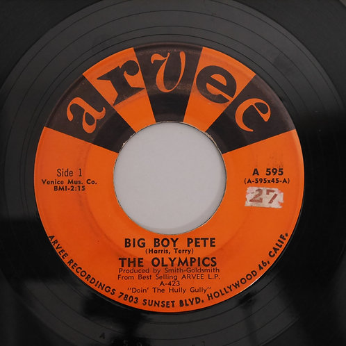 The Olympics / Big Boy Pete / The Slop