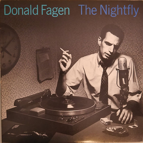 DONALD FAGEN / THE NIGHTFLY (2色ロゴ)