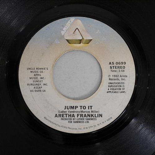 Aretha Frankling / Jump To It