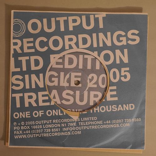 Circlesquare / Colder UK盤 限定1000枚プレス
