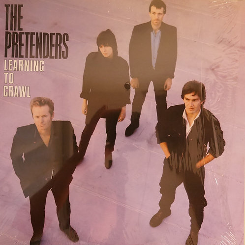 THE PRETENDERS / LEARNING TO CRAWL