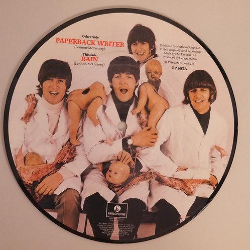 THE BEATLES /   PAPERBACK WRITER/RAIN    UK      Picture7'  限定盤
