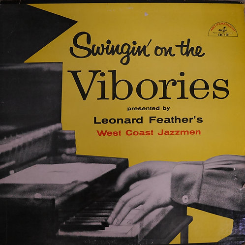 SONNY CLARK LEONARD FEATHER KENNY DREW RED MITCHELL / Swingin on the Vibories