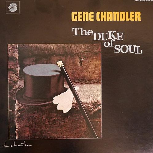 GENE CHANDLER/ジーン・チャンドラー / THE DUKE OF SOUL