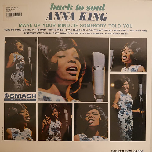 Anna King / Back To Soul