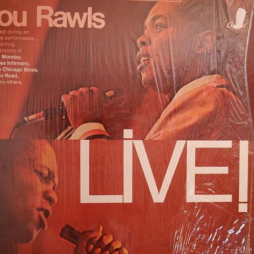 LOU RAWLS /LIVE