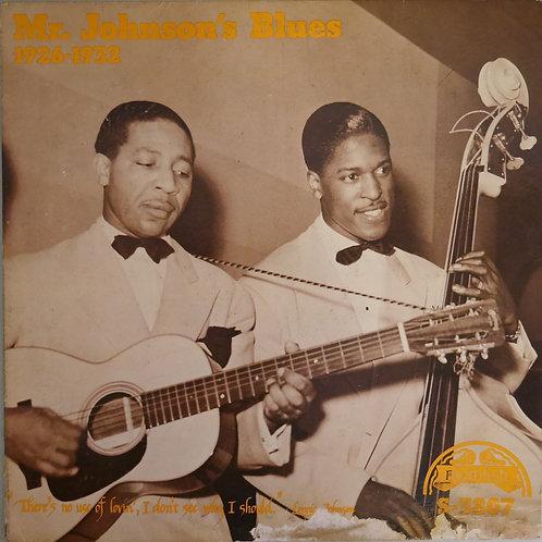 Lonnie Johnson / MR. JOHNSON'S BLUES