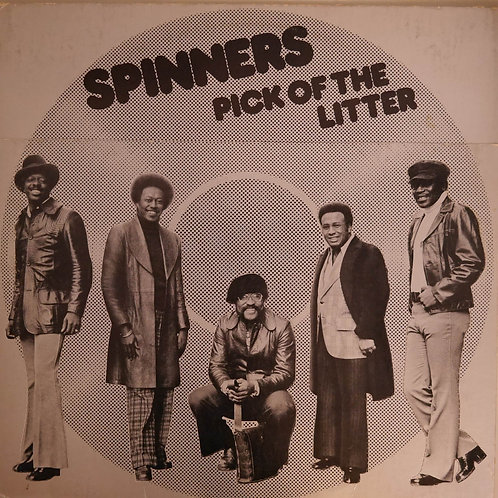 SPINNERS / Pick Of The Litter  USオリジナル