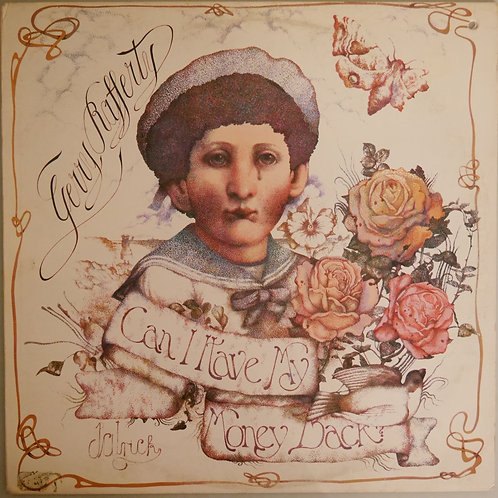 Gerry Rafferty / Can I Have My Money Back ?