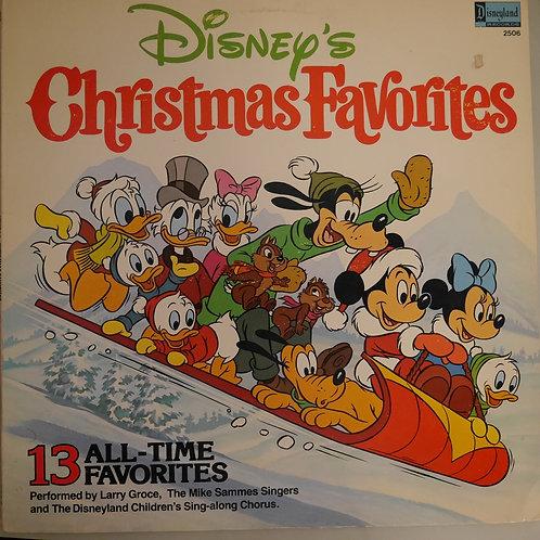 DISNEY'S / CHRISTMAS FAVORITES