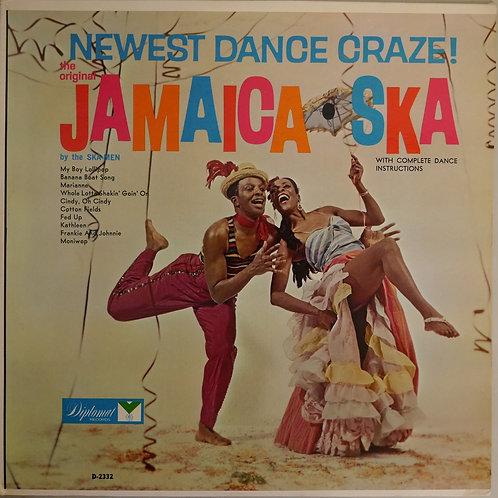 The Ska-Men / NEWEST DANCE CRAZE! THE ORIGINAL JAMAICA SKA
