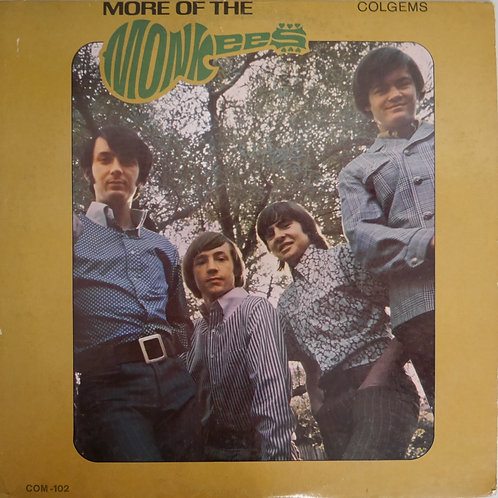 THE MONKEES / More Of The Monkees (US MONOオリジナル)