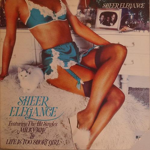 SHEER ELEGANCE / LIFE IS TOO SHORT GIRL