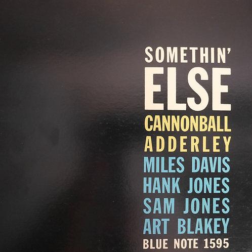Cannonball Adderley /Somethin' Else