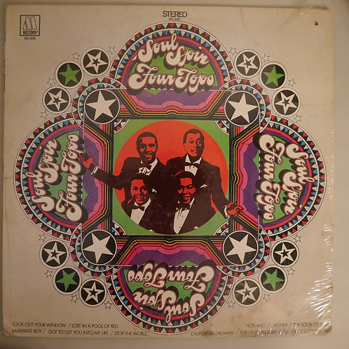 FOUR TOPS / SOUL SPIN