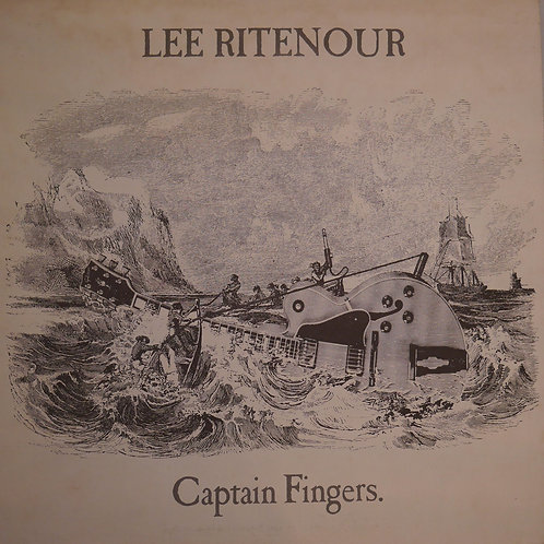 LEE RITENOUR /Captain Fingers