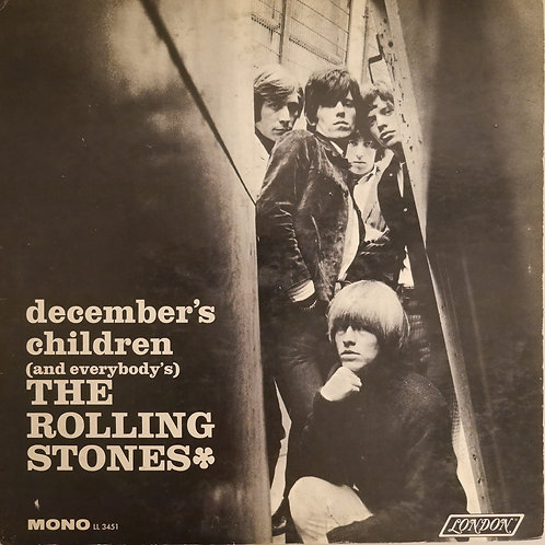 THE ROLLING STONES / December's Children (And Everybody's)(MONO)
