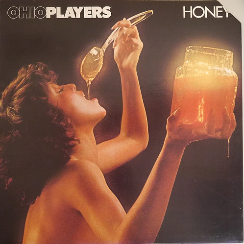 OHIO PLAYERS / Honey (Sterling刻印)