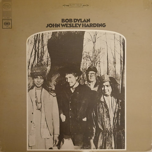 BOB DYLAN / John Wesley Harding(2EYE360STEREO)