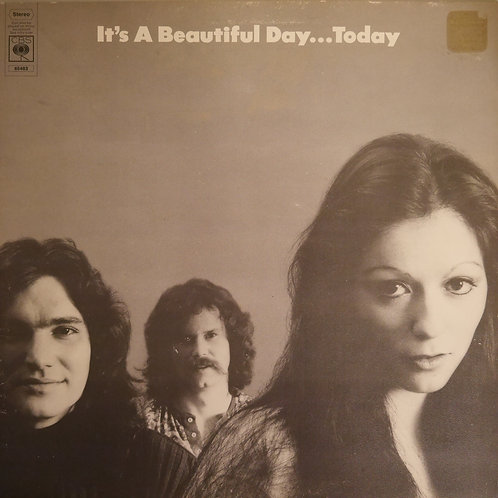 IT'S A BEAUTIFUL DAY / TODAY(UK盤)
