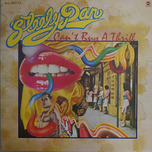 Steely Dan / CAN'T BUY A THRILL(ABC黄色グラデーションlbl)