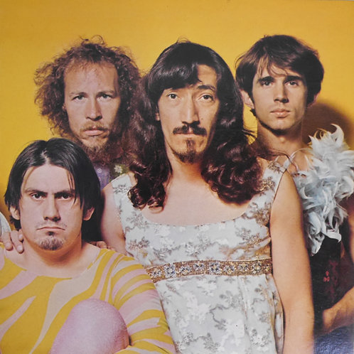 Frank Zappa Mothers Of Invention / We're Only In It For The Money