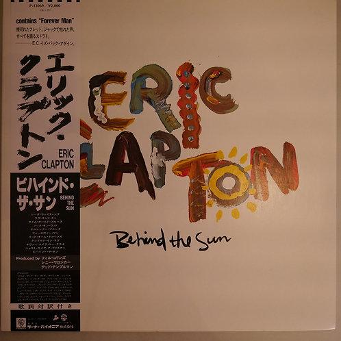 ERIC CLAPTON / Behind The Sun