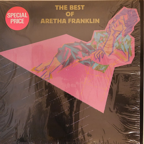 ARETHA FRANKLIN / THE BEST OF ARETHA FRANKLIN