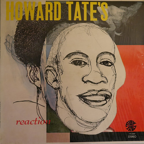 HOWARD TATE / Howard tate's Reaction