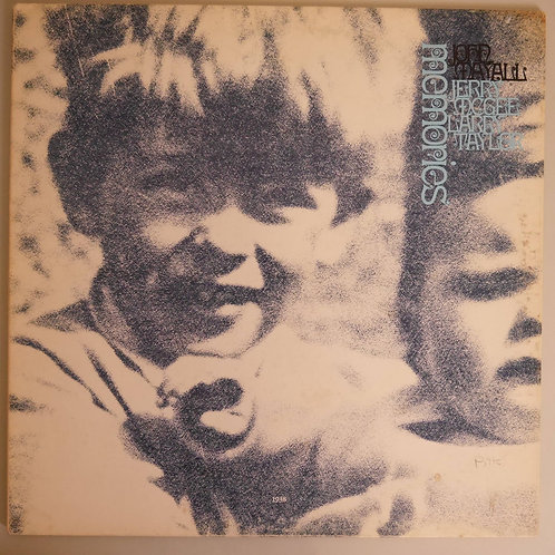 John Mayall ,Jerry McGee ,Larry Taylor / Memories (Sterling刻印)